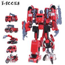 remotecontrolcarskid, Toy, Gifts, deformationtoyrobot