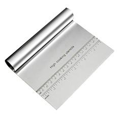 Steel, Home & Living, stainlesssteelcakespatulascraper, Tool