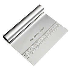 Steel, Hogar y estilo de vida, stainlesssteelcakespatulascraper, Tool