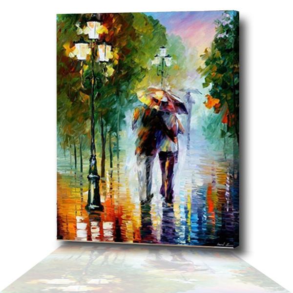 Decor, coloring, Romantic, Wall