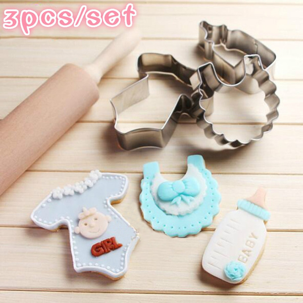 Stainless Steel, cake mold, babysuitmold, Kitchen Accessories