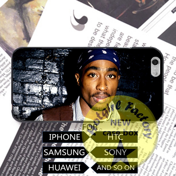 2pac Tupac Iphone 7 Case Design Tupac Wallpaper Hard Plastics Case Cover For Iphone Samsung And So On Brand