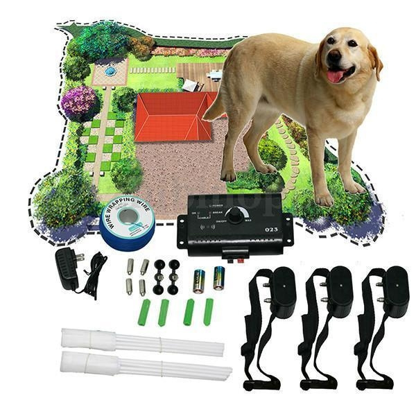 fence, shockcollar, Waterproof, Pets
