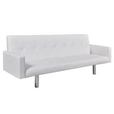 leather, Sofas, white, Modern