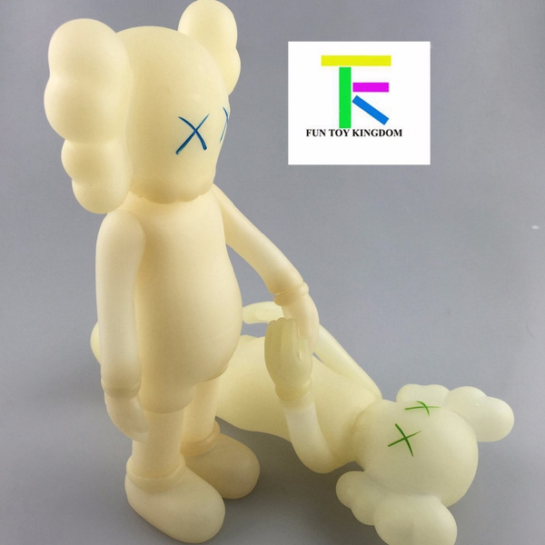1pc 8 Inch Originalfake KAWS Dissected Companion Figure without Original Box