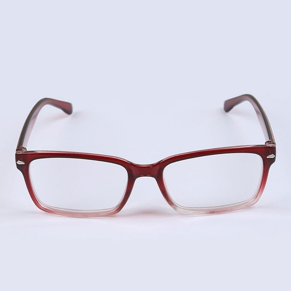 e1c60ddc432 Fashion Women Men Eyeglasses Frame Magnifying Reading Glasses 1.00 to 4.00  Elder Glasses