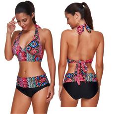 glamorous, bathing suit, Moda, women beachwear