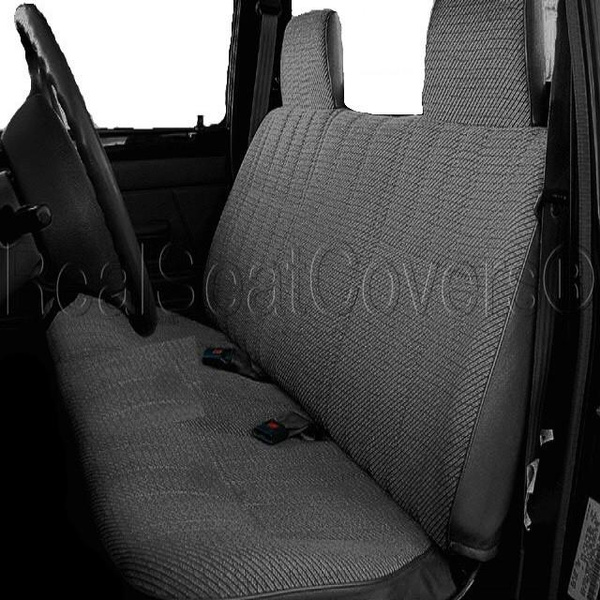 Outstanding F23 Ford F Series F150 F250 F350 F450 F550 Bench Custom Made To Exact Fit Seat Cover 1992 2010 Gmtry Best Dining Table And Chair Ideas Images Gmtryco