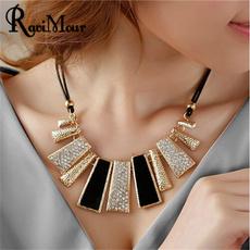 leatherropenecklace, Rope, Fashion necklaces, Jewelry
