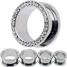 Steel, DIAMOND, Jewelry, Stainless Steel