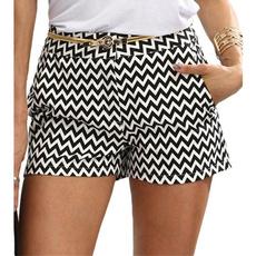 Summer, Shorts, Cintura, pocketshort