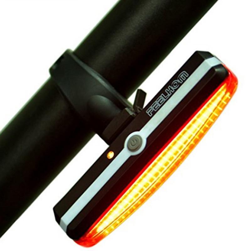 6 modus usb wiederaufladbare led fahrrad licht radfahren. Black Bedroom Furniture Sets. Home Design Ideas