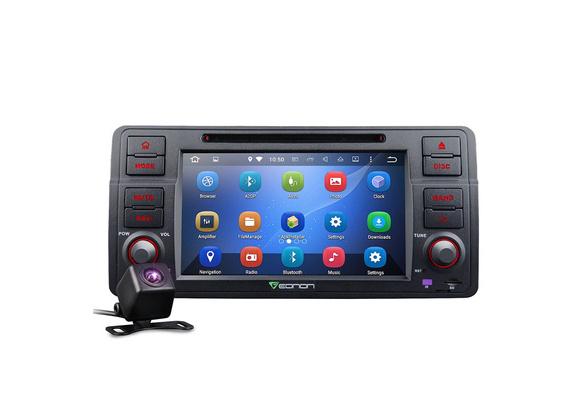 Eonon CA6150 Android 5 1 Car DVD Player Special for BMW E46 3 Series  1998_2005 Quad Core Lollipop In Dash GPS Radio Stereo 7