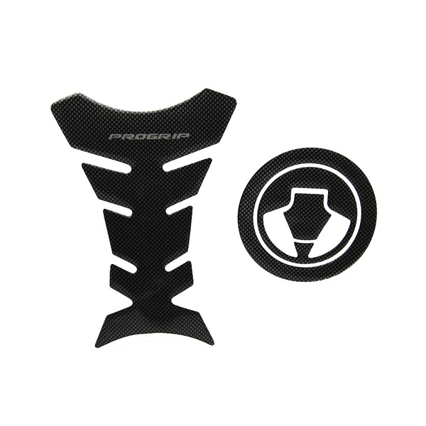 Motorcycle Fuel Tank Pad Gas Cap Sticker Decals Protector For