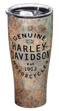 Steel, Fashion, Harley Davidson, Cup
