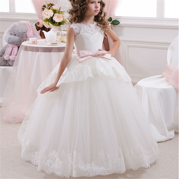 b153fbe9972c Girl Dresses Cinderella Dress Costume Princess Party Dresses Girls ...