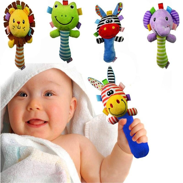 Toy, Bell, rattle, Soft