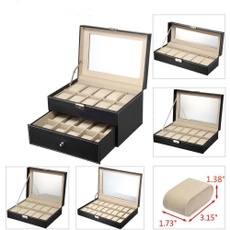 case, Box, Moda, watchstorage