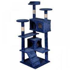 cathouse, Blues, cattoy, Pets