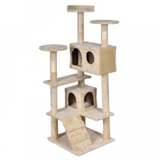 cathouse, Tree, cattoy, Pets