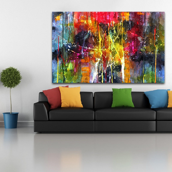 Wall Art, canvaspainting, moveposter, Posters