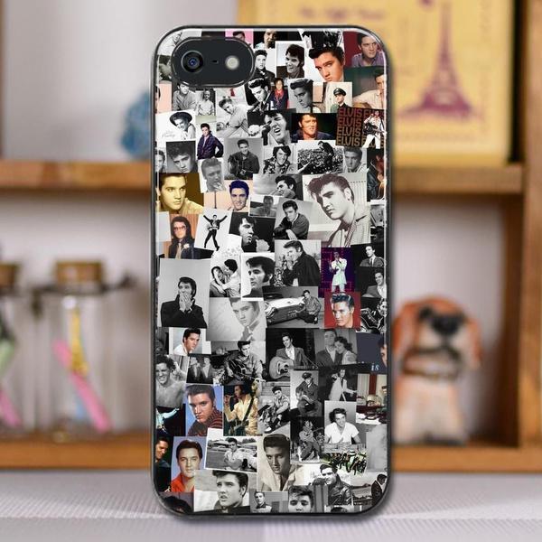 timeless design 06e4a 26dc9 Elvis presley collage Design phone case for iPhone 7,7Plus,6 6S,6 Plus