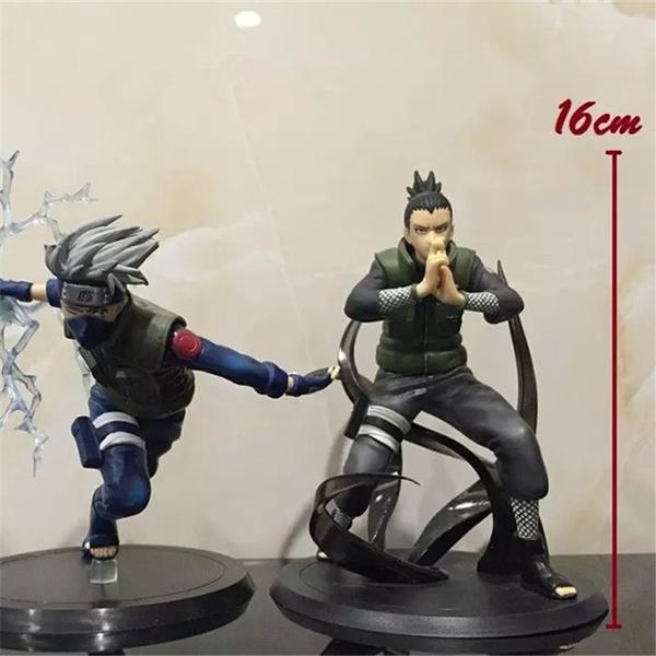 Naruto Nara Shikamaru Figure Figurine No Box