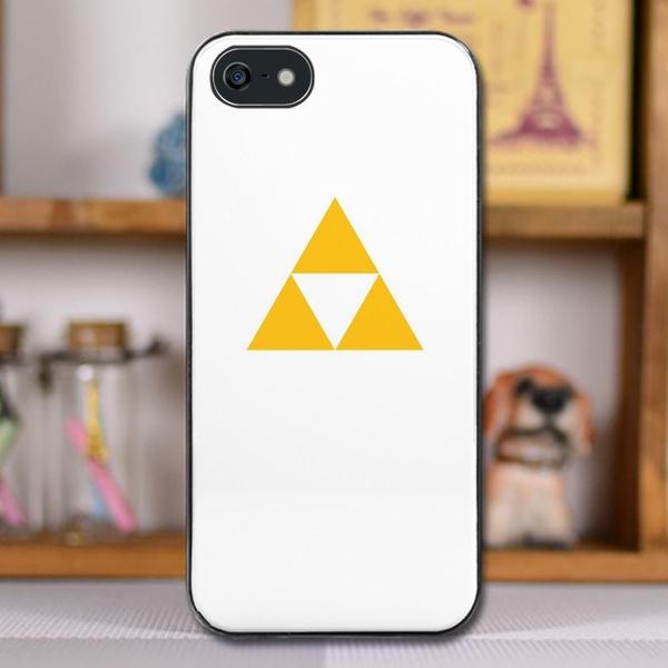 The Legend of Zelda Symbol - Super Smash Bros  (color) Design phone case  for Samsung Galaxy and iPhone
