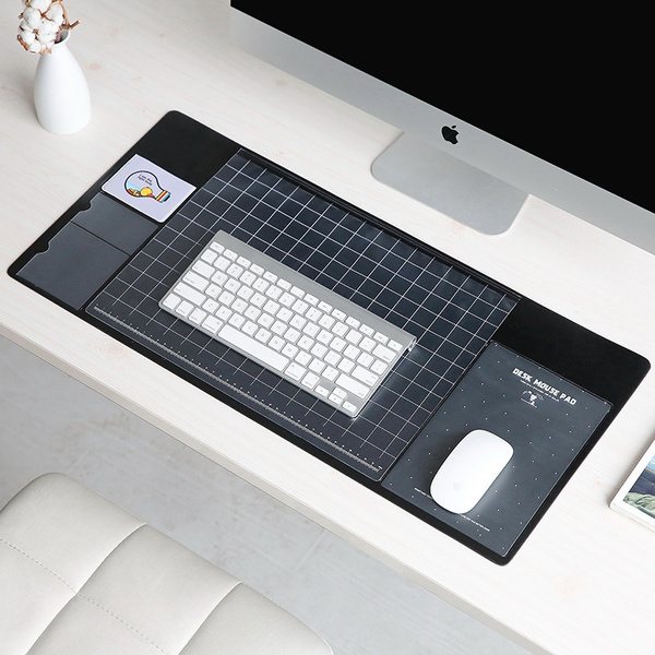 Superb Large Desk Mat Non Slip Multifunction Desk Pad Protector Office Mat Mouse Pad Table Organizer Card Schedule Pockets For Desktops And Laptops 3 Home Remodeling Inspirations Gresiscottssportslandcom