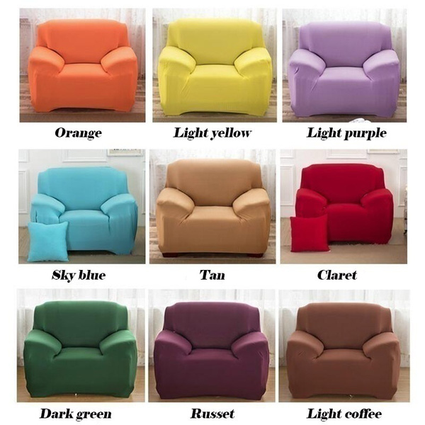 Wish | L Shape Stretch Elastic Fabric Sofa Cover Sectional /Corner Couch  Covers