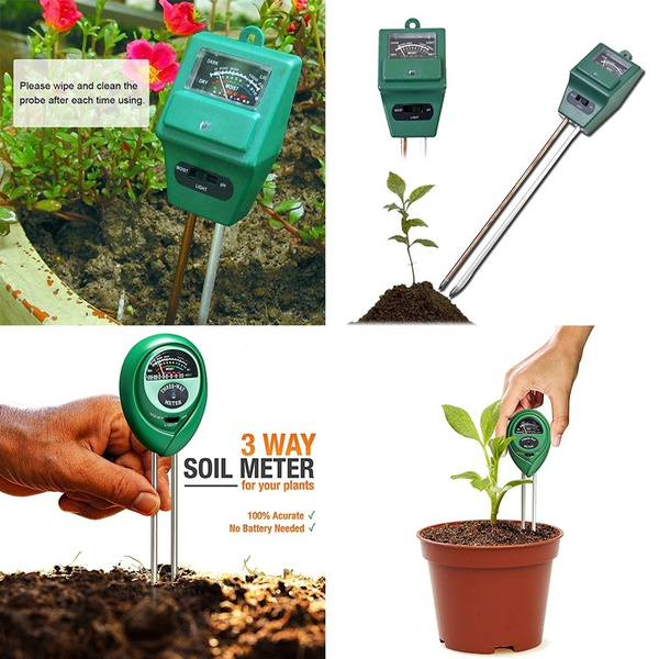 measuringinstrument, professionalsoiltester, Garden, phleveltester