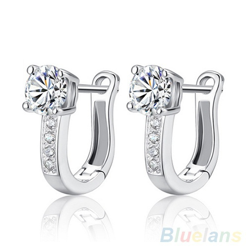 Sterling, cute, Jewelry, Stud Earring