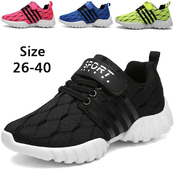 Sports Shoes Kids Breathable Sneaekrs