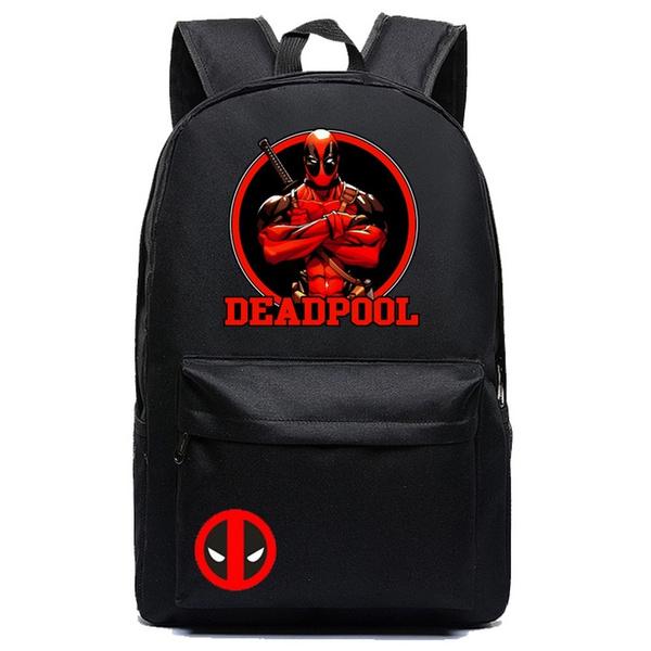 Deadpool Comic Super Hero Laptop