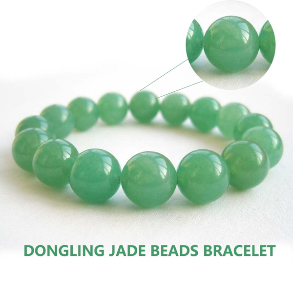 bracelet spring summer jewelry light bracelets jade pomeline green