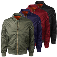 flightjacket, Fashion, Army, Coat