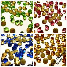pointedbackrhinestone, chaton, art, crystalbead