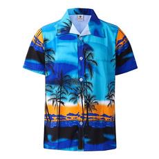 Summer, beachtshirt, Shorts, Shirt
