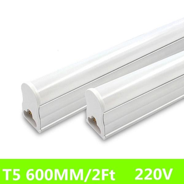 Lamp Warm Bulb Lampara Tube Led Led Led 600mm2Ft T5 Tube Lamp WhiteWhite 220V Light Light Fluorescent Y7gby6fv