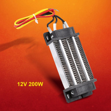 Electric Insulated Ceramic Thermostatic High Power PTC Heating s Heater