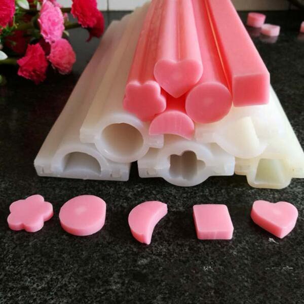 Heart, siliconetube, flowershape, pipemold