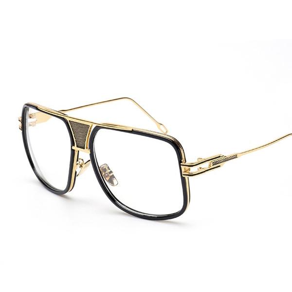 Wish   Newest high quality oversized fashion eye glasses frames for ...