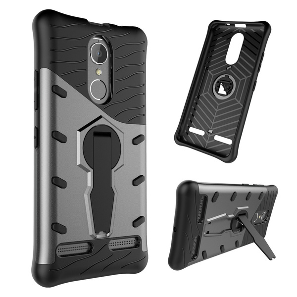 huge selection of 80856 34fd2 For Lenovo K6 LTE Case 50inch TPU+PC Armor Phone Fundas Silicone Mobile  Phone Protective Back Cover For Lenovo K6 Power K33a42