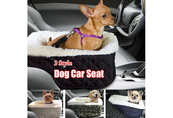 Booster Seat,Comfortable Pet Car Seat
