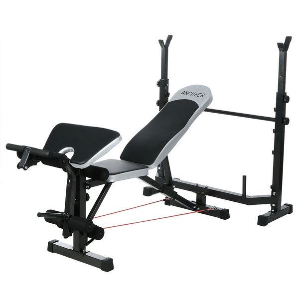 Magnificent Professional Weight Bench Dumbbells Mid Width Lifting Bed Bench Set Fitness Equipment Unemploymentrelief Wooden Chair Designs For Living Room Unemploymentrelieforg