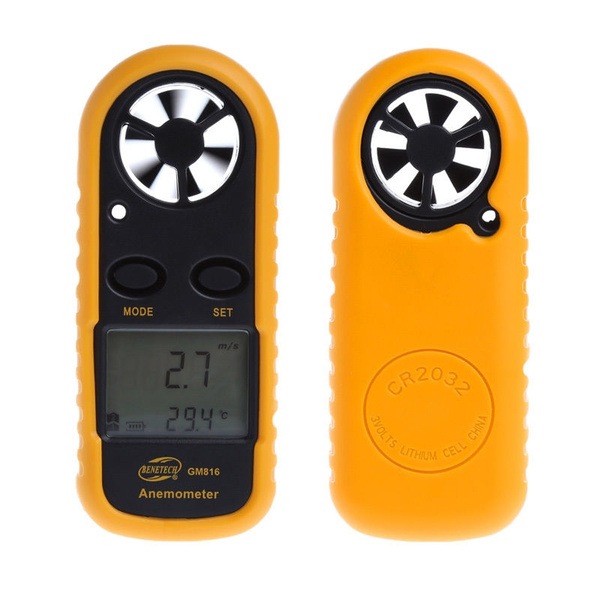 airflow, digitalanemometer, Meter, anemometer