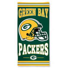 nfltowel, Towels, Sports Collectibles, Green