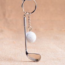 cute, Golf, Gifts, cutelovelykeyring