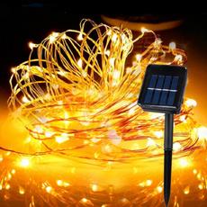 ledlightstring, Home Decor, lights, solarledlight