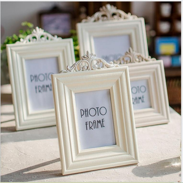 Wish | ZHFC Personalized Wedding photo frame Wooden Wedding Couple ...